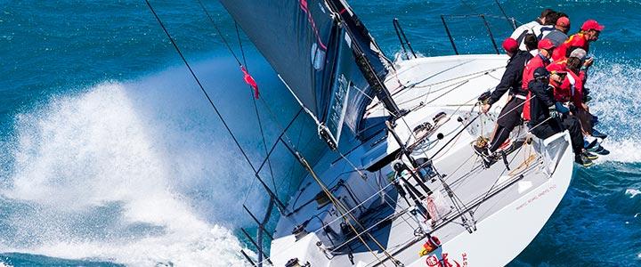 2017 Rolex Big Boat Yacht Racing SF Funcheap