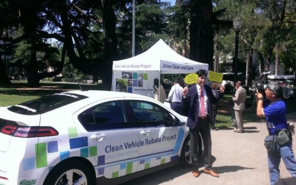 2017 AltCar & Electric Vehicle Expo | East Bay ...