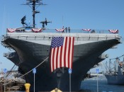 Alameda | 4th of July Aboard an Aircraft Carrier Flight Deck | 2019