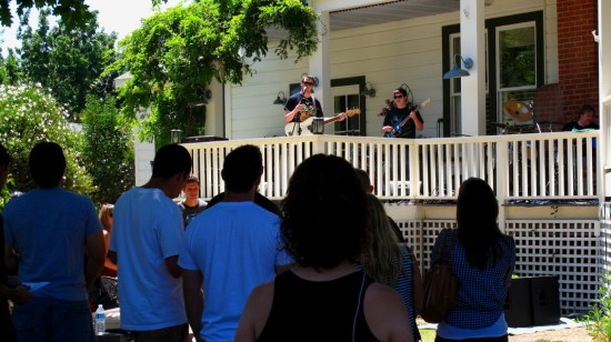 SF Porchfest 2015