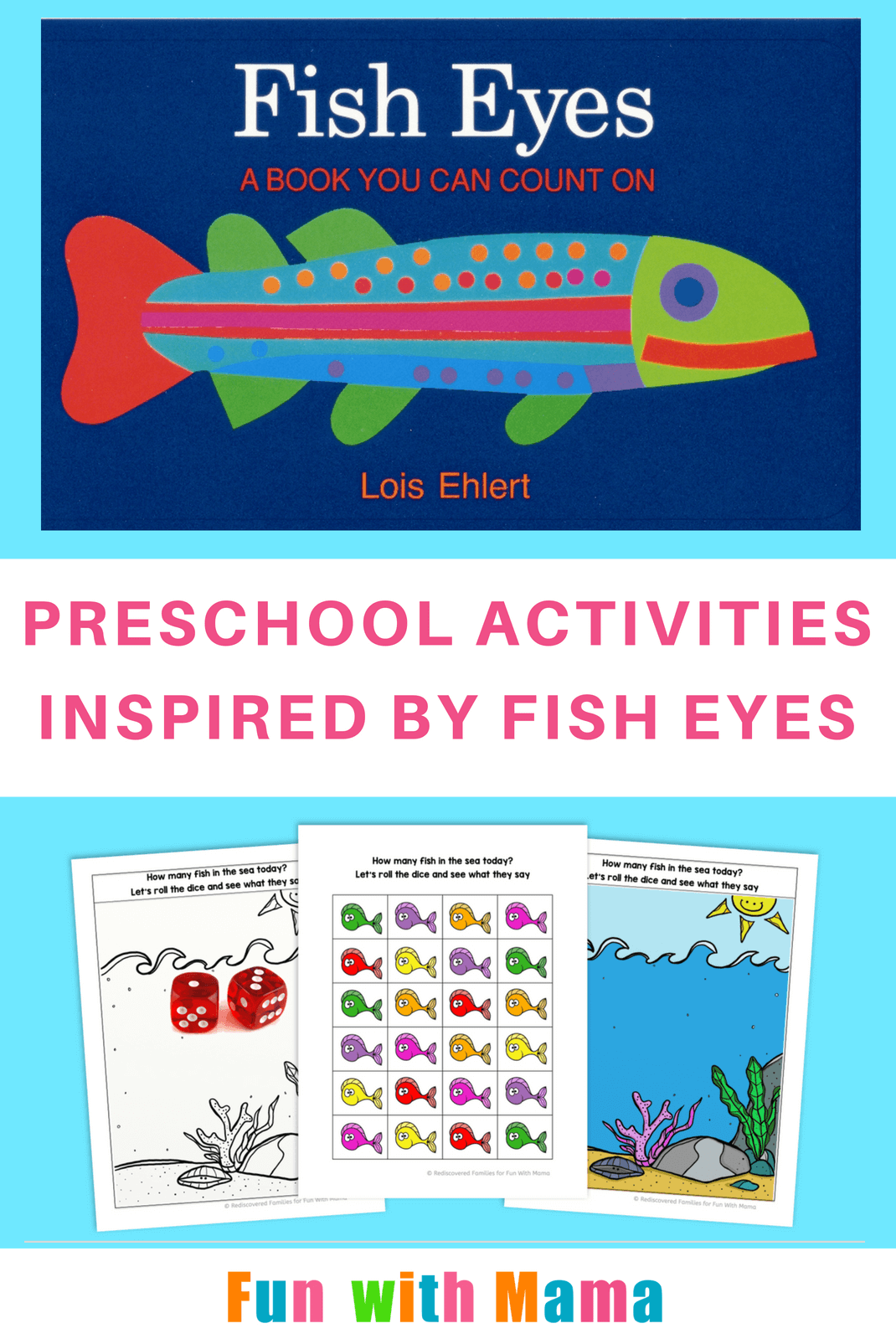 Worksheets About Fish