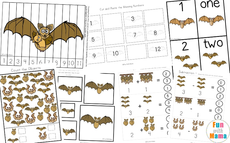 Bat Life Cycle Facts For Kids Fun With Mama