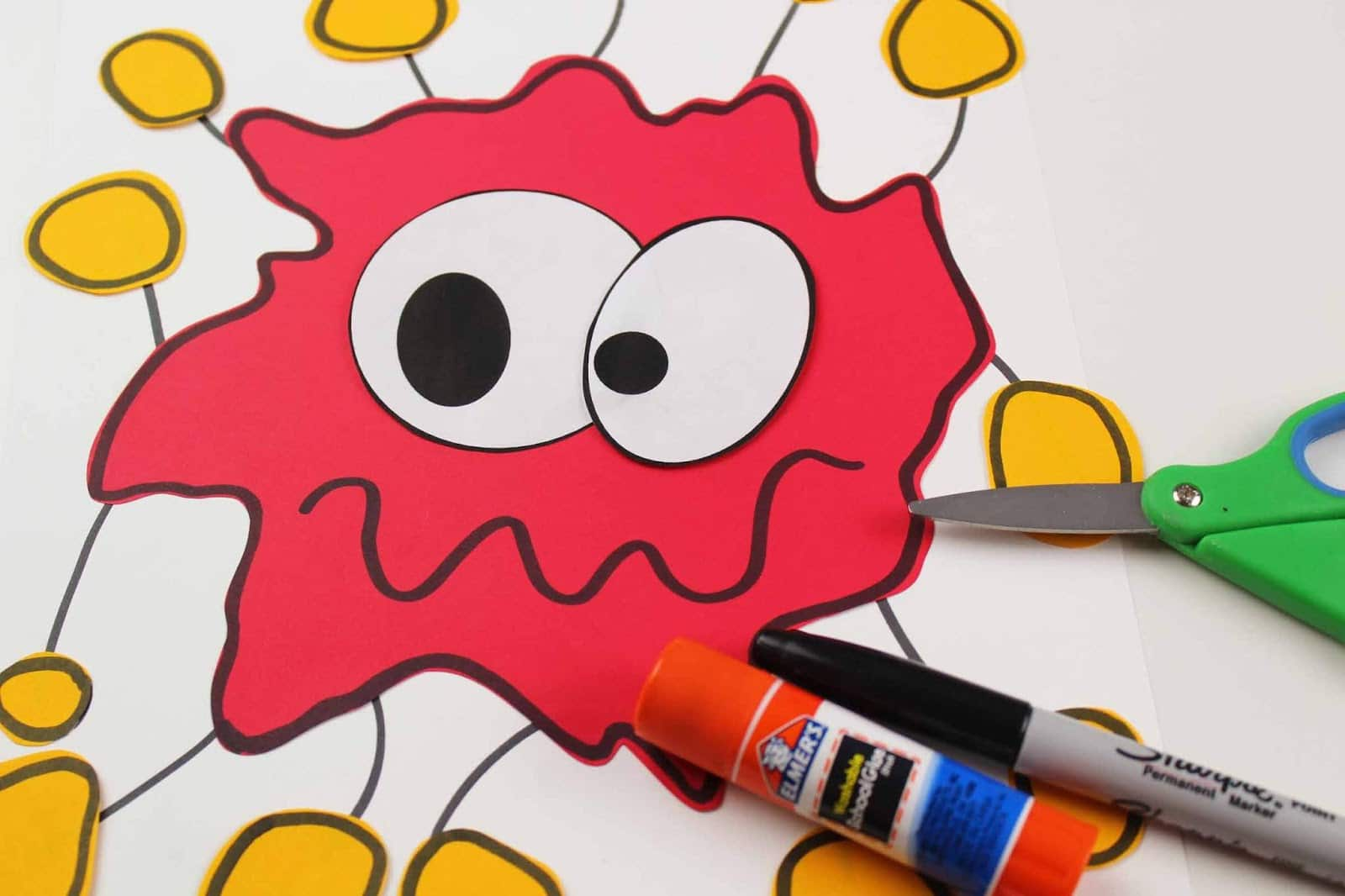 Germ Crafts And Activities