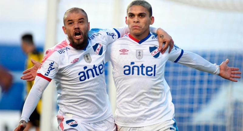 Nacional venció 2-0 a Peñarol y se quedó con el 'clásico' uruguayo en el  Gran Parque Central
