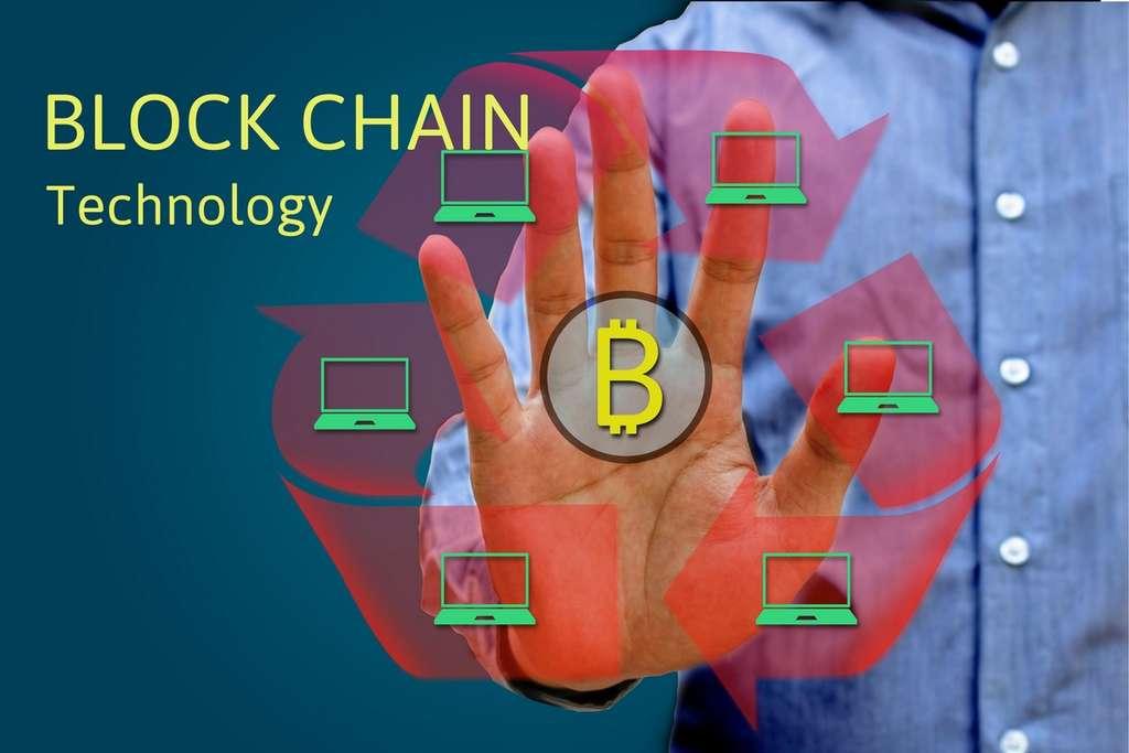 La technologie de la blockchain peut servir au transfert d'autres actifs, par exemple des titres, des obligations, des actions, des droits de vote. © wutzkoh