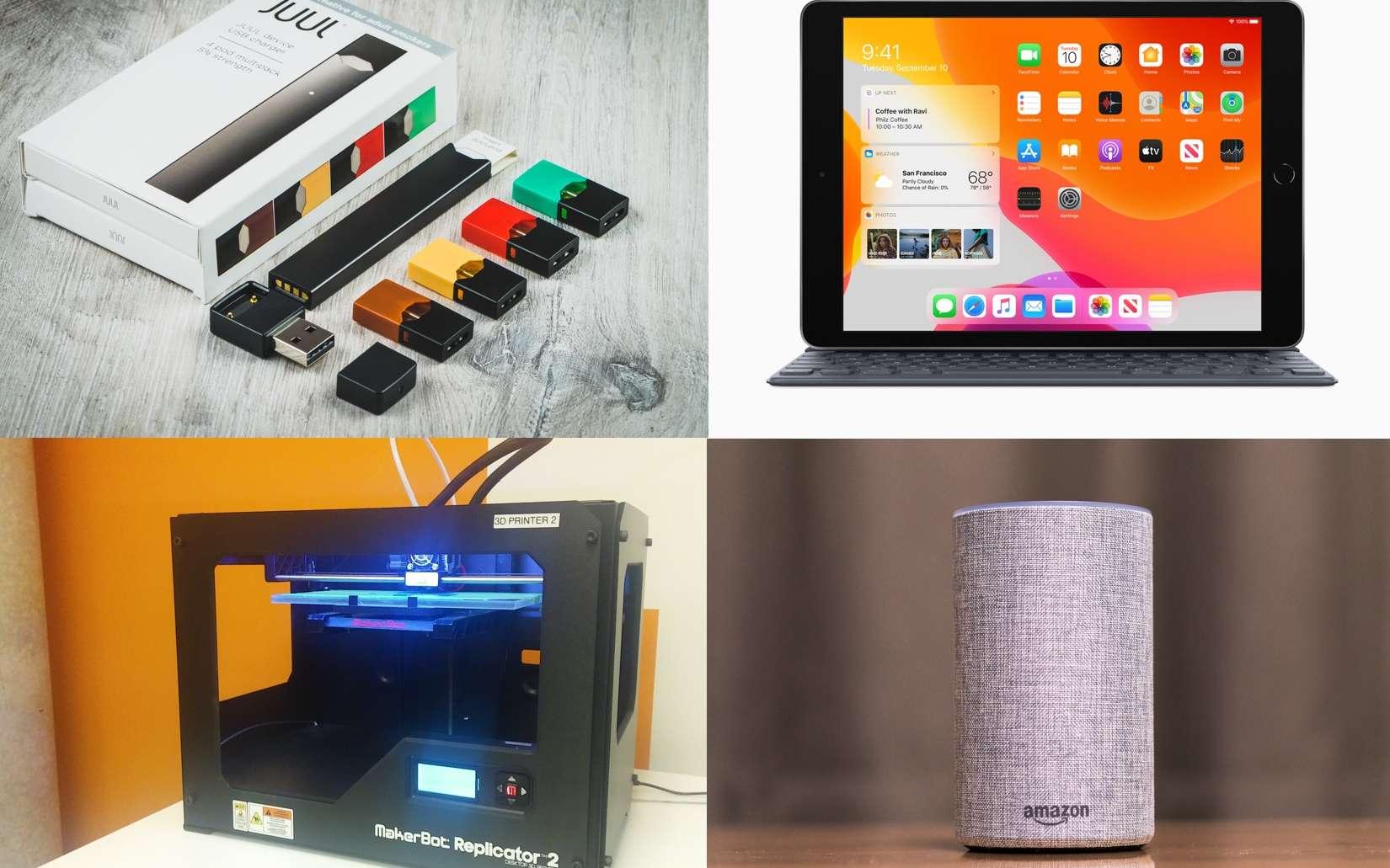 les 9 objets tech qui ont marque la