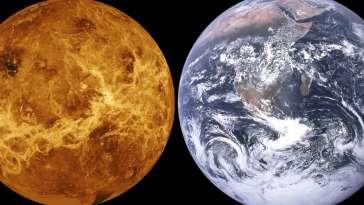 Vénus a peut-être une tectonique des plaques