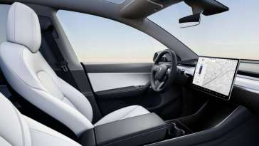 Tesla active la caméra intérieure sur les Model 3 et Model Y. Pour quoi faire ?