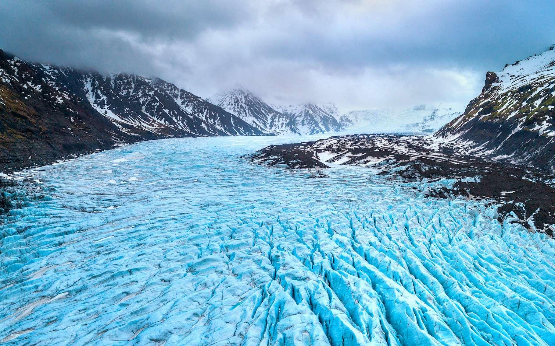 les glaciers fondent plus vite que jamais dans le monde entier
