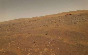 Perseverance commence ses recherches d'anciennes traces de vie sur Mars
