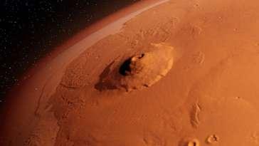 Mars pourrait avoir été récemment habitable