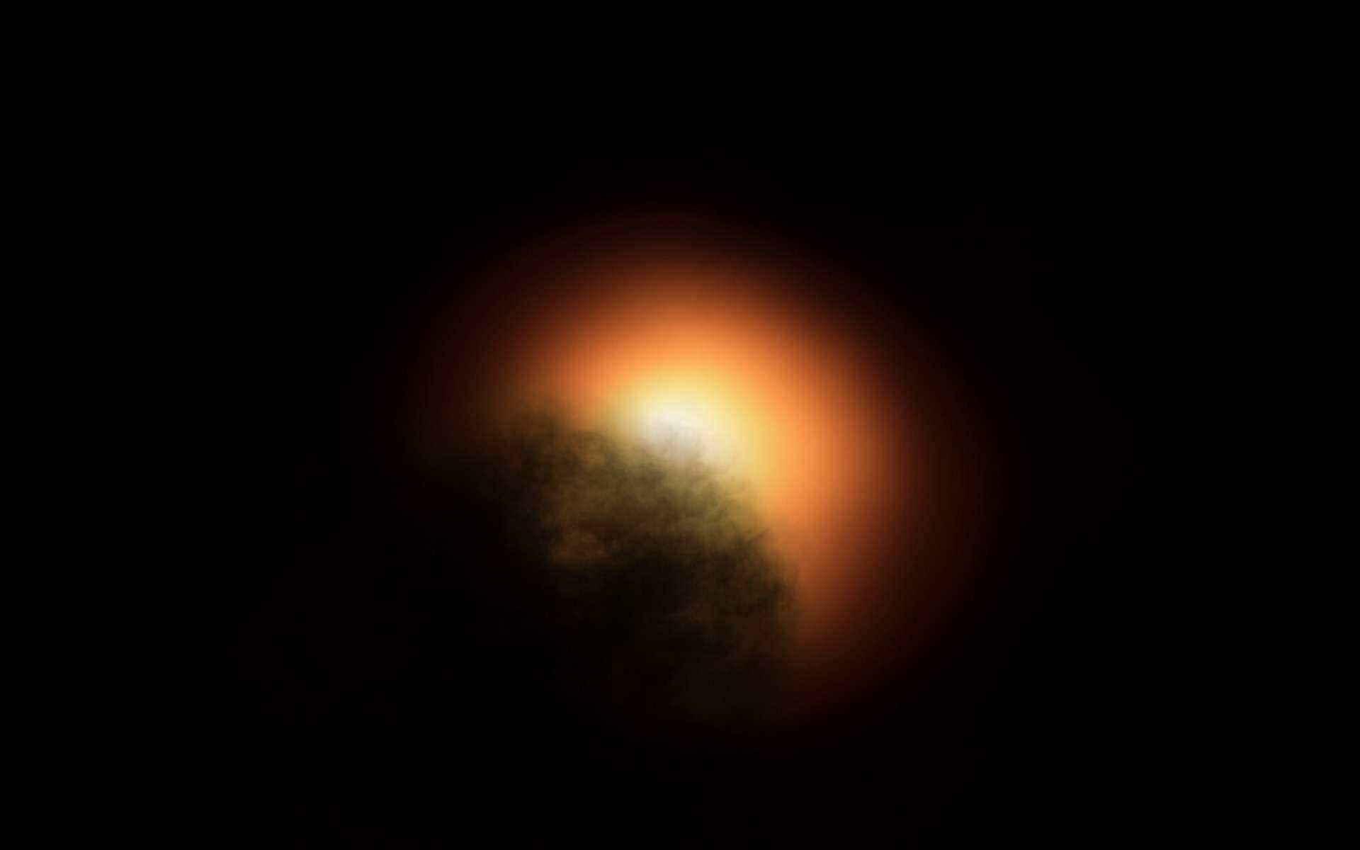 La géante rouge Bételgeuse livre ses secrets