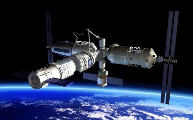 La Chine installe une nouvelle station spatiale autour de la Terre