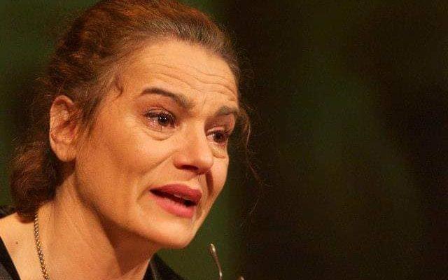 """Maia Morgenstern, după o replică antisemită rostită la o întrunire pentru directori de teatre și instituții de cultură: """"Sunt rănită. Tremur"""""""