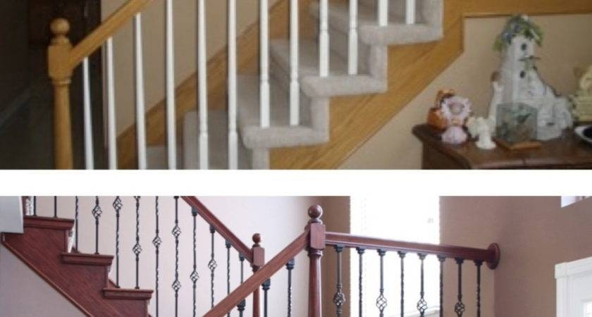 Top 12 Photos Ideas For Staircase Makeover Gabe Jenny Homes   Cape Cod Staircase Designs   Raised Bungalow Deck   Layered   Interior   Veranda Step   Stair