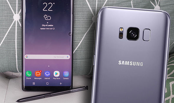 Features Of Samsung Galaxy Note 8