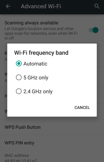 Fix Samsung Galaxy A70 WiFi Connection Problem With Internet