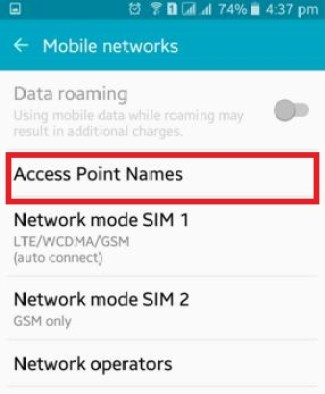 Fix OnePlus 8T Mobile Data Not Working Issue