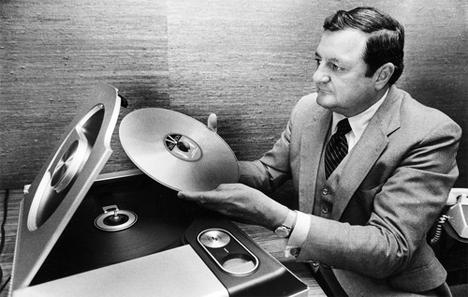 evolving technology videodisc