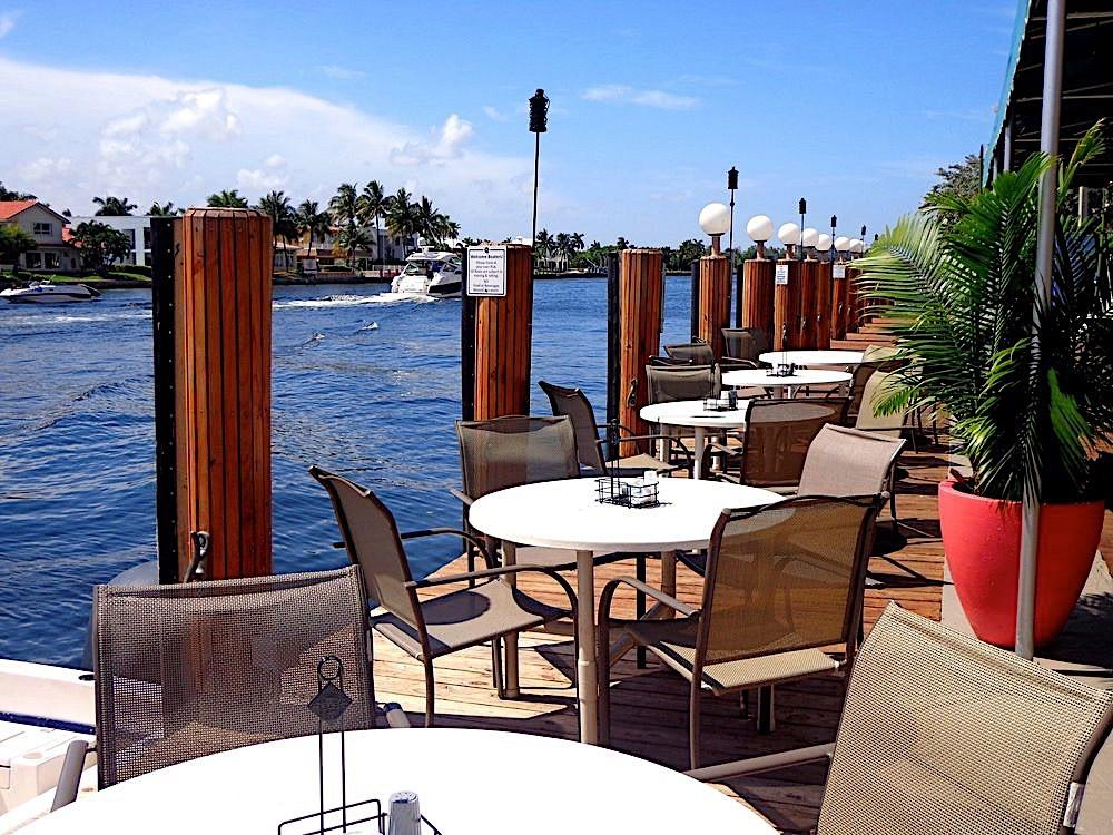pompano beach waterfront restaurants