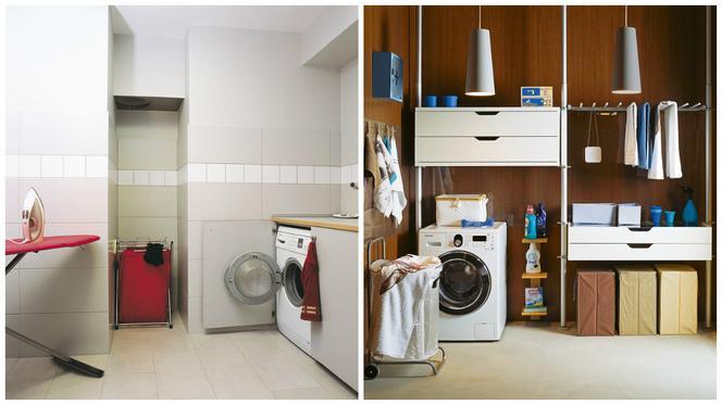 Pralnia w domu. Najlepsze miejsce na pralkę - łazienka czy ... on Pralnia W Domu Inspiracje  id=66542