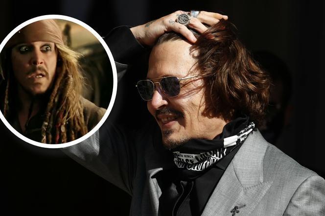 Johnny Depp - Pirates of the Caribbean