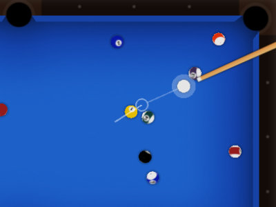 8 Ball Pool Multiplayer   online game   GameFlare com Rack Em 8 Ball