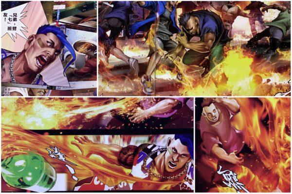 邱瑞新《火武耀揚》緊貼時事 石基變身火之魔法師   GameOver HK