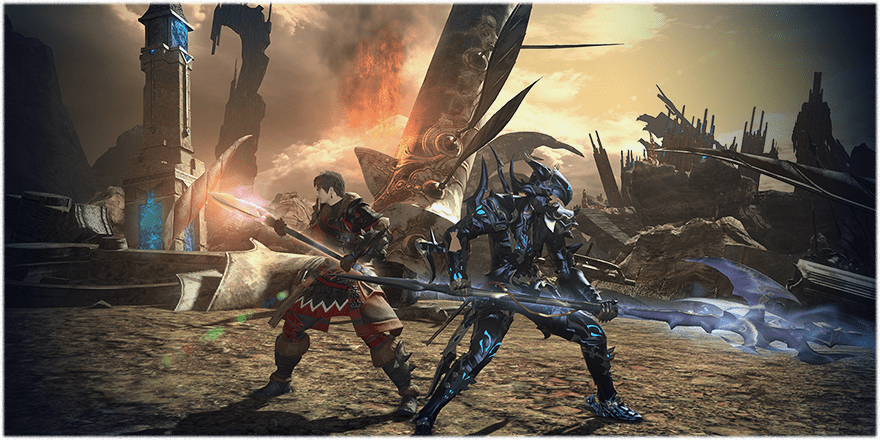 Final Fantasy XIV Defenders Of Eorzea Conflict In The Realm USgamer