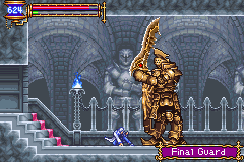 Collecting the Best Game Boy Advance Games   USgamer Castlevania  Aria of Sorrow