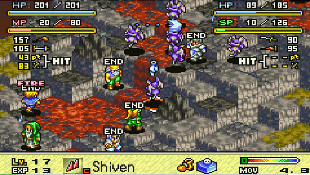 Collecting the Best Game Boy Advance Games   USgamer Tactics Ogre  The Knight of Lodis