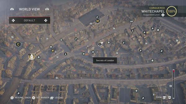 Assassin's Creed Syndicate - All Secrets of London ...