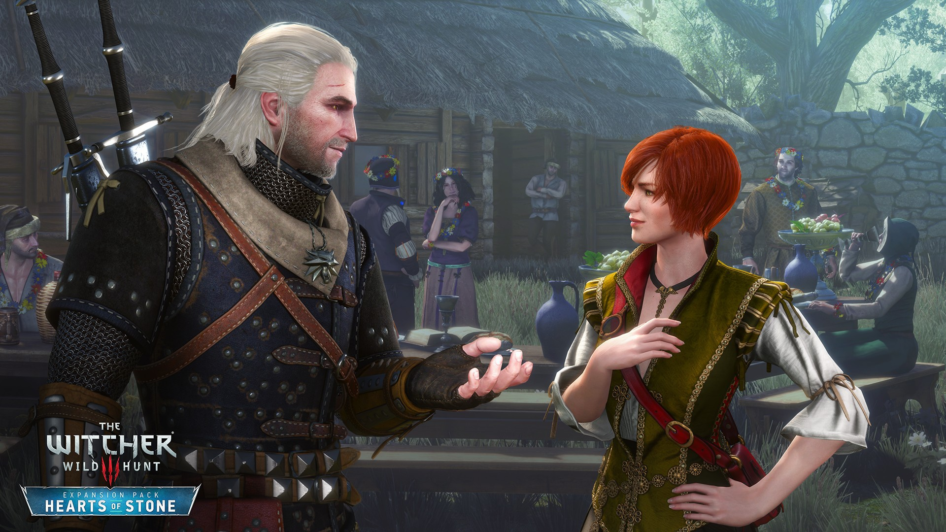 Image result for shani witcher 3