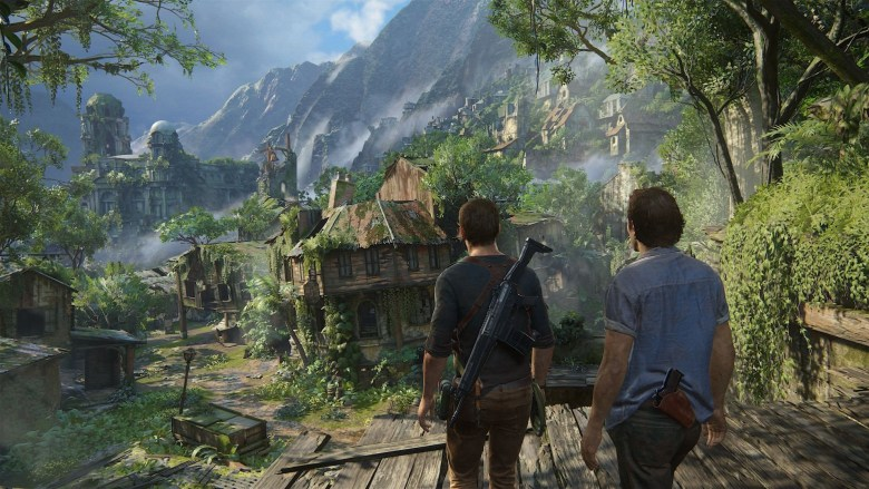 Image result for uncharted 4 pirate village