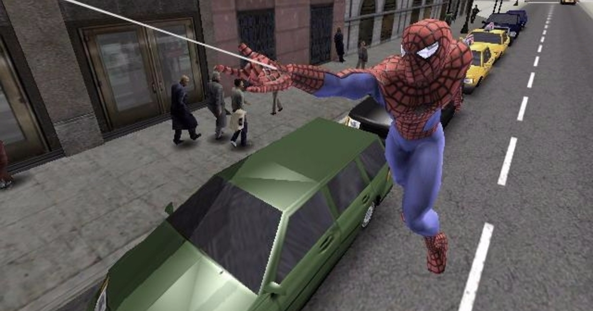 13 years later  Spider Man 2 s swinging has never been bettered     13 years later  Spider Man 2 s swinging has never been bettered   here s  its story     Eurogamer net