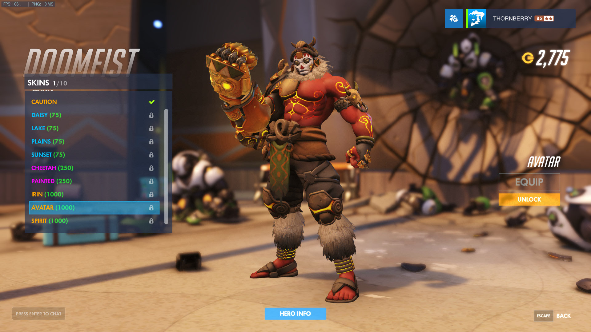 Doomfist Release Time US UK And Europe Overwatch Metabomb
