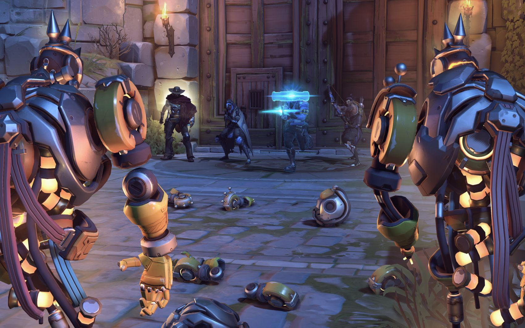 Halloween Endless Mode Guide Overwatch Metabomb