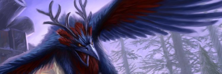 World Of Warcraft Legion Hatching Of The Hippogryphs And