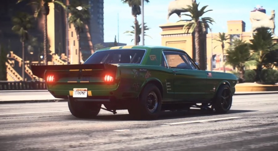 Need for Speed Payback Ford Mustang 1965 Derelict Parts Location     How to get the Derelict 1965 Ford Mustang in Need for Speed Payback