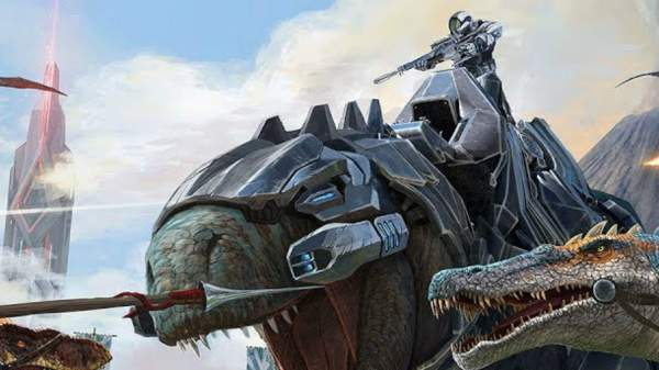 Ark: Survival Evolved is Coming to iOS and Android Mobile ...