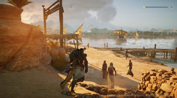 Assassin's Creed: Origins Wants to Reinvent the Franchise ...