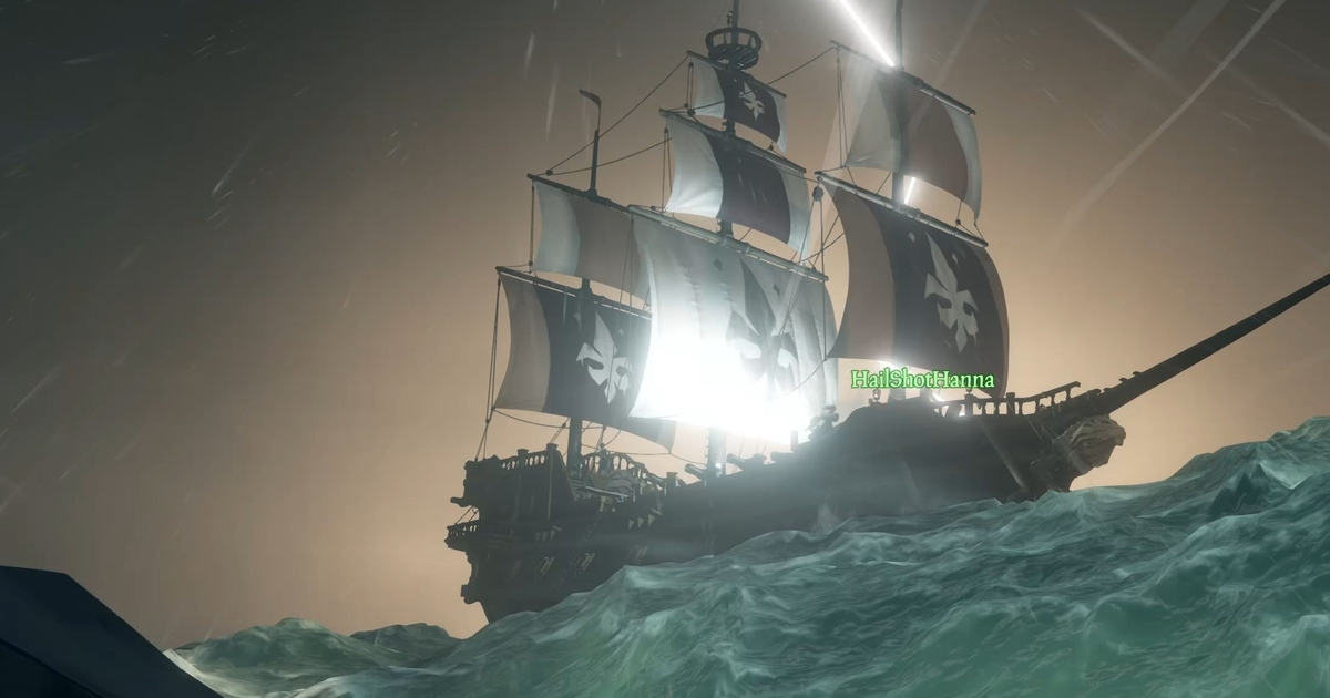 How Sea Of Thieves Tech Creates A Unique Gaming Experience