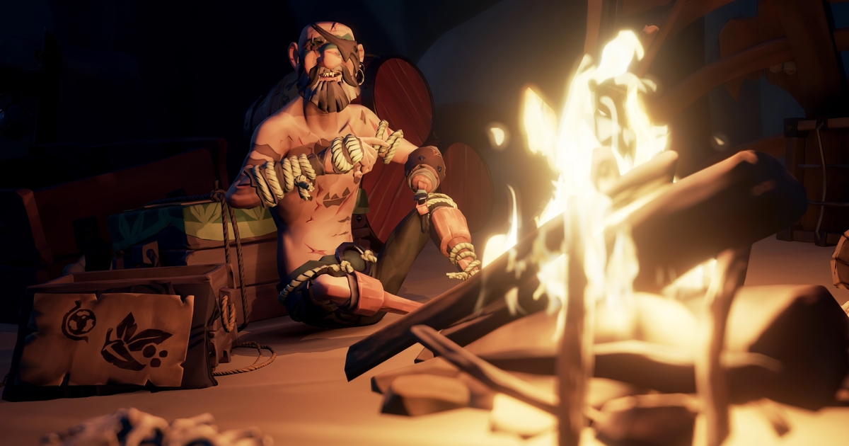 Sea Of Thieves Hungering Deep Update Is A Significant Step In The Right Direction