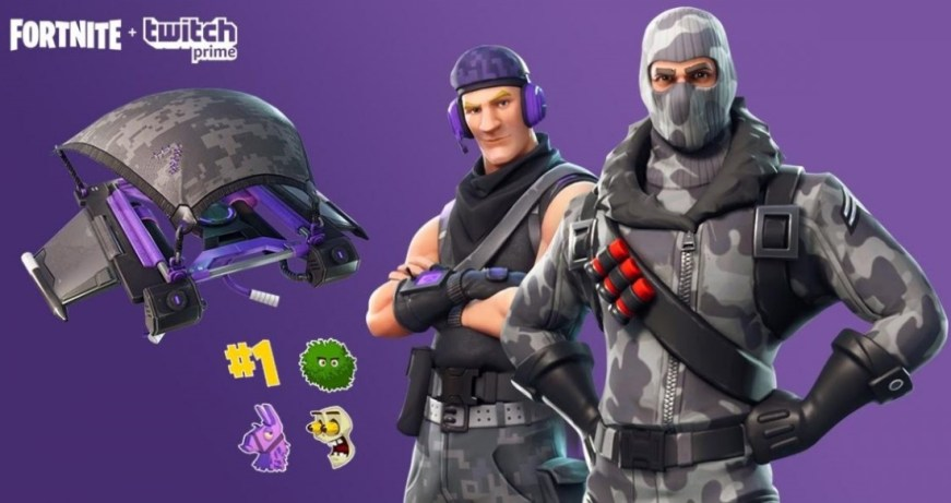 Fortnite: How to claim Twitch Prime skins and loot - Metabomb