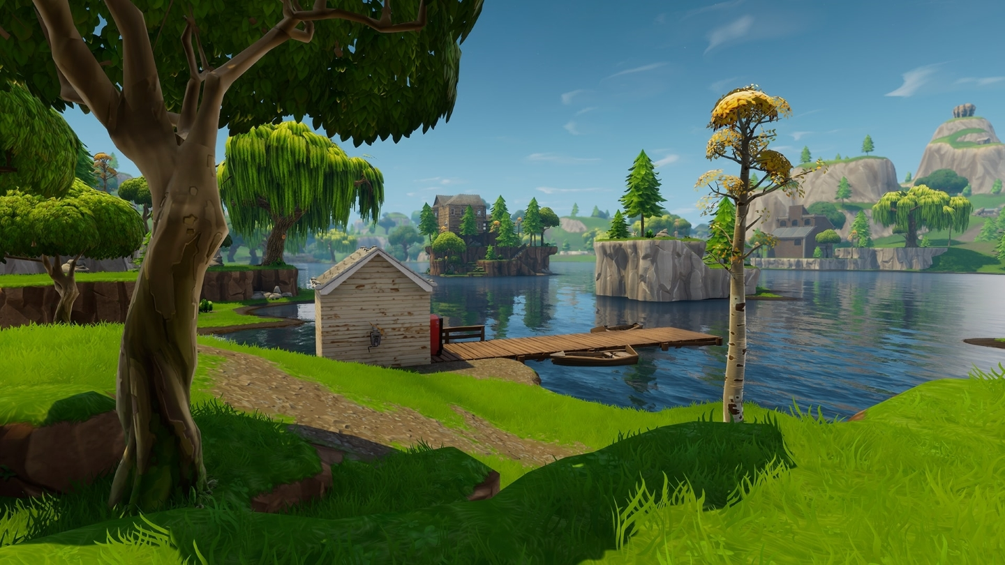 Fortnite Search Between Three Boats Location Metabomb