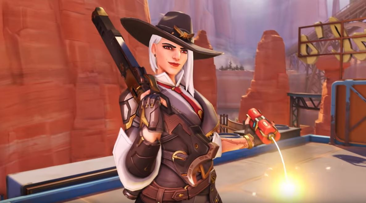 Overwatch Ashe Guide Tips Tricks And Strategy Advice Metabomb