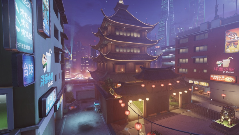 Overwatch February 8 Year Of The Dog Patch Notes Leak Ahead Of Launch Metabomb