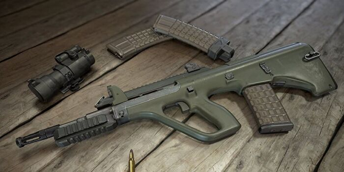 PUBG The Best Assault Rifle PC Xbox One Metabomb