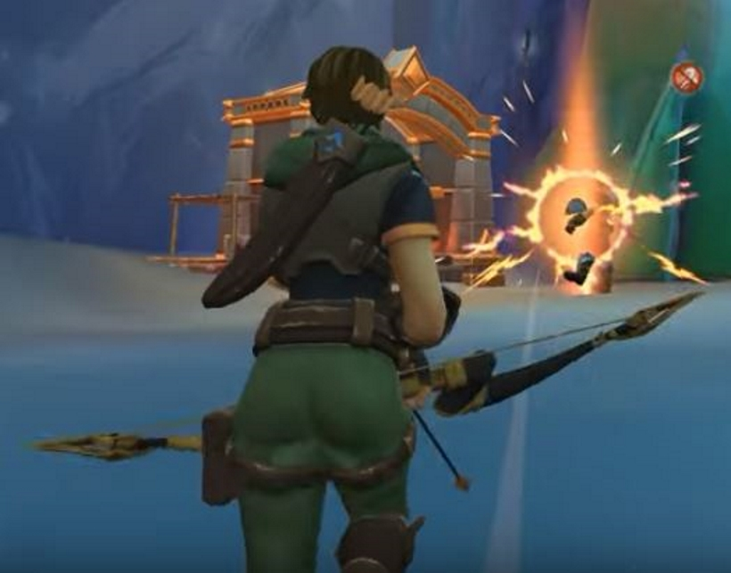Realm Royale Hunter Guide Tips Best Abilities Builds And Legendary Weapon Metabomb