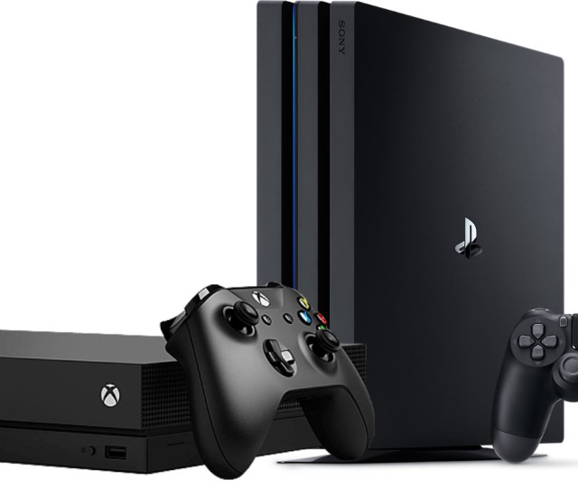 Do The Playstation 4 Pro And Xbox One X Change Things For The Next Generation